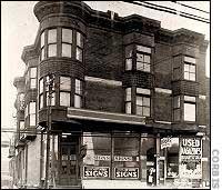 Holmes's Hotel