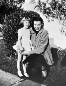 Jean with her daughter, Christine.