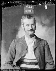 Frank L. Dinsmore mug shot